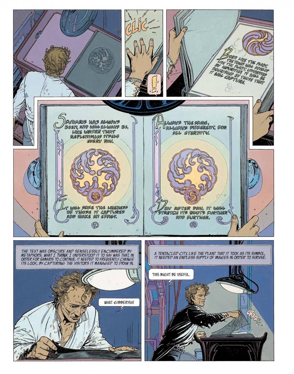 Thomas Mauer: Comic Book Lettering